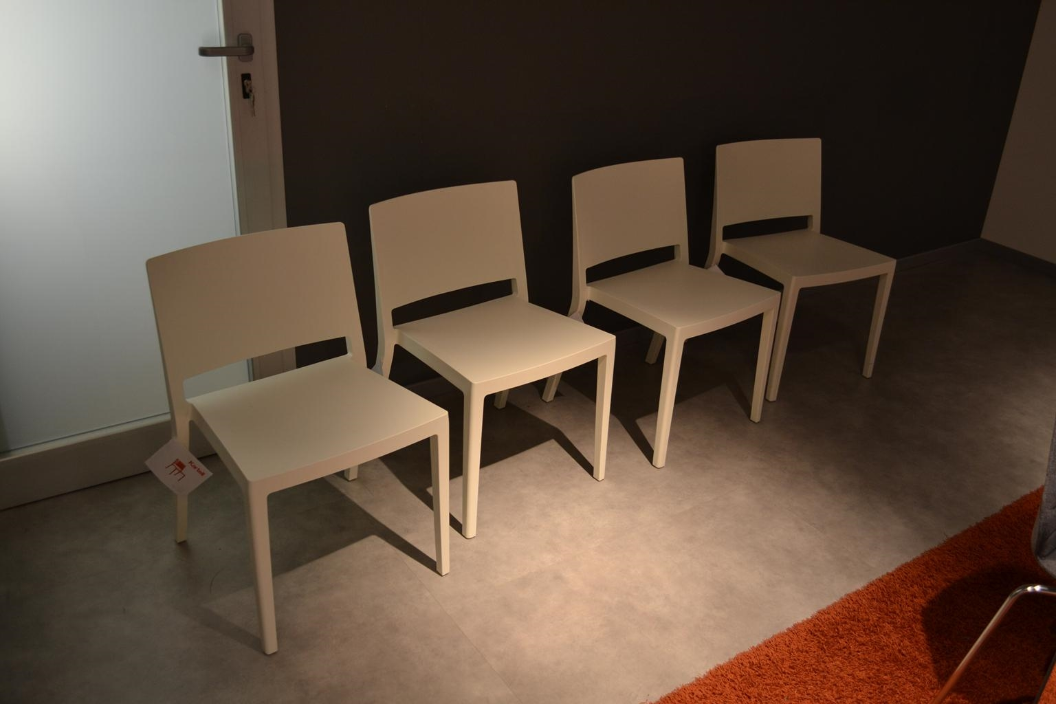 kartell 4 sedie lizz bianche sedie a prezzi scontati On sedie della kartell