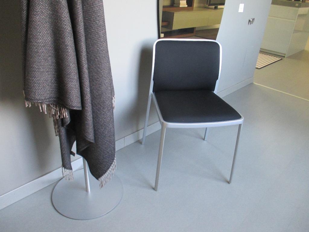 Kartell sedia audrey soft tessuto design sedie a prezzi for Sedie kartell prezzi