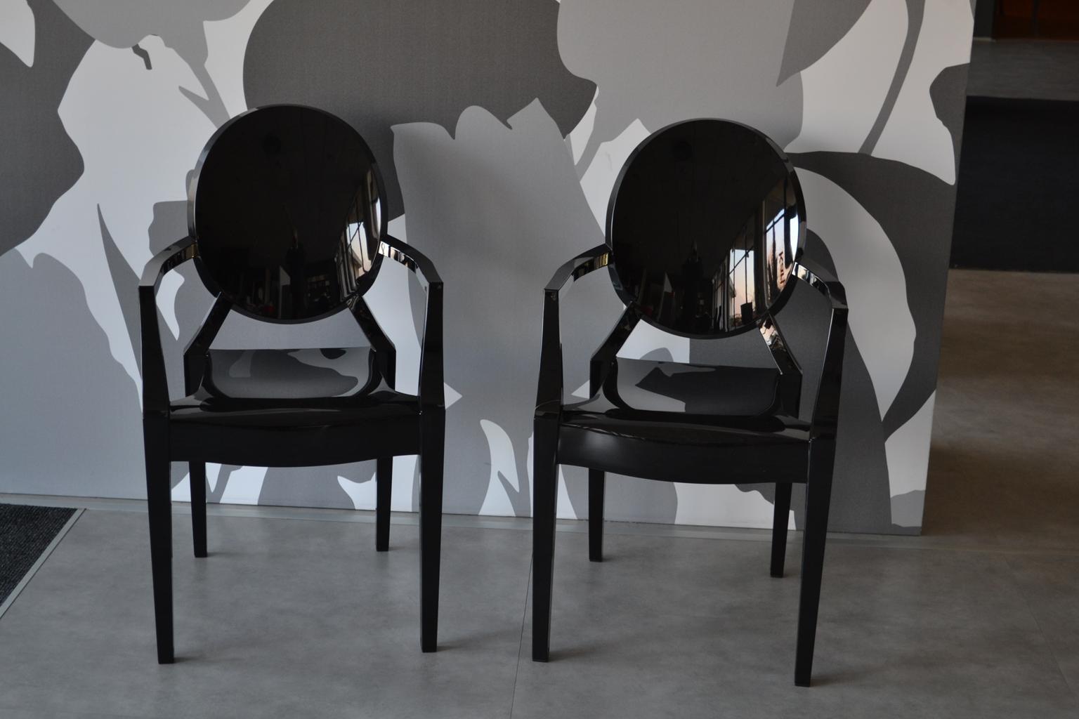 Sedia kartell ghost idee di design per la casa for Sedie kartell prezzi