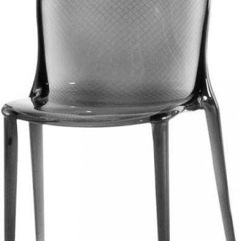 Kartell sedia thalya fum sedie a prezzi scontati for Sedia ufficio kartell