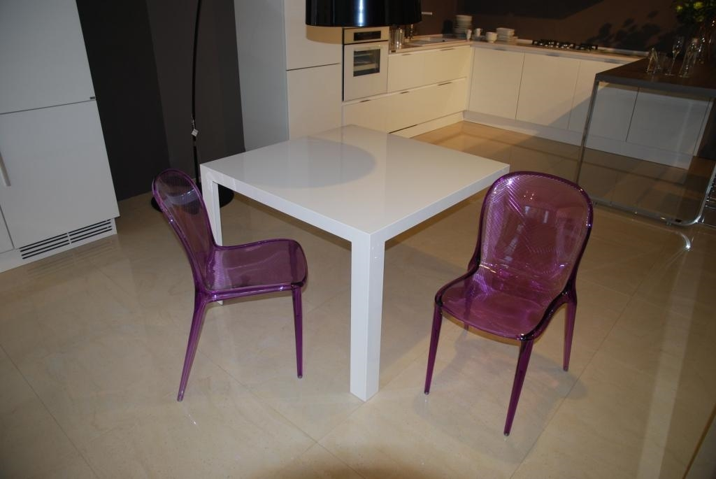 Cool kartell sedia thalya scontato del with offerte kartell for Sedie design outlet