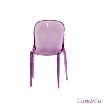 Kartell sedia thalya scontato del 45 sedie a prezzi - Sedia kartell trasparente ...