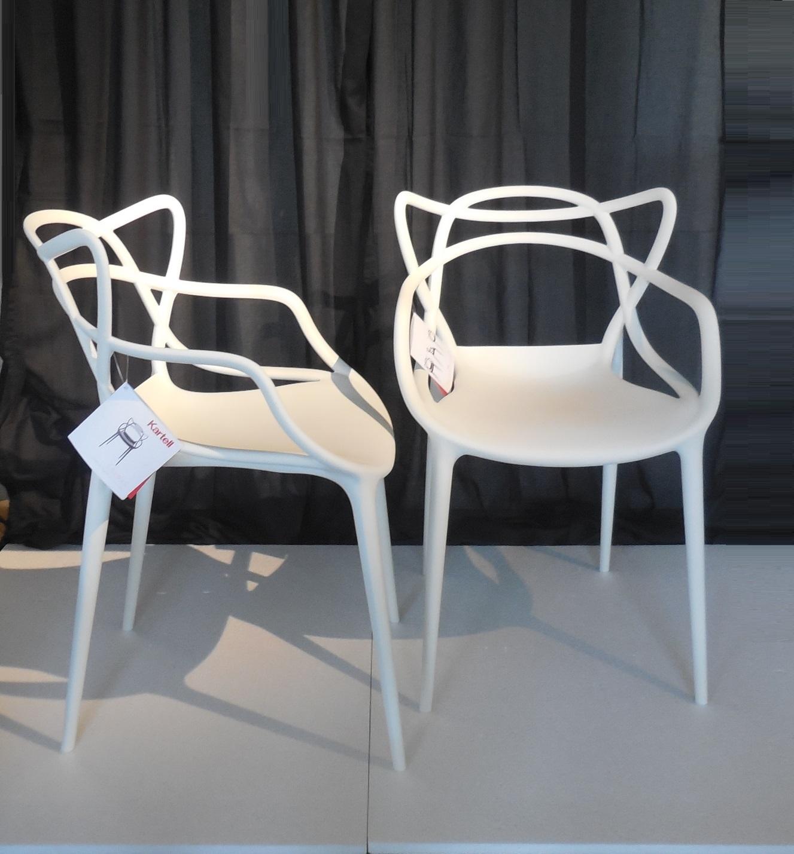 Sedia kartell trova prezzo kartell sedie masters for Sedie design outlet