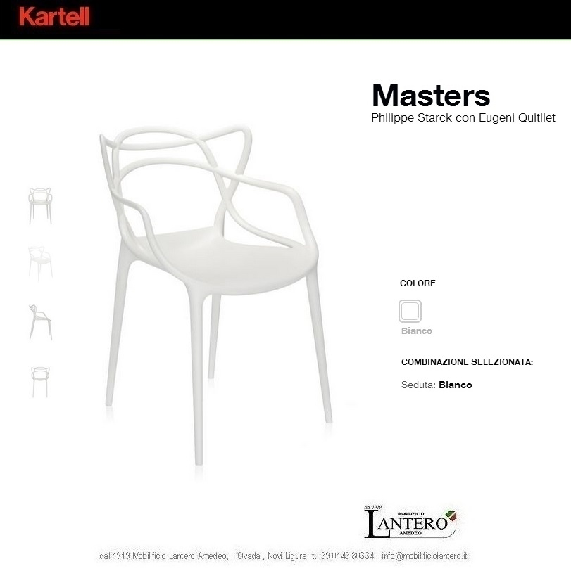 Sedia Kartell Trova prezzo kartell , sedie masters , kartell art ...