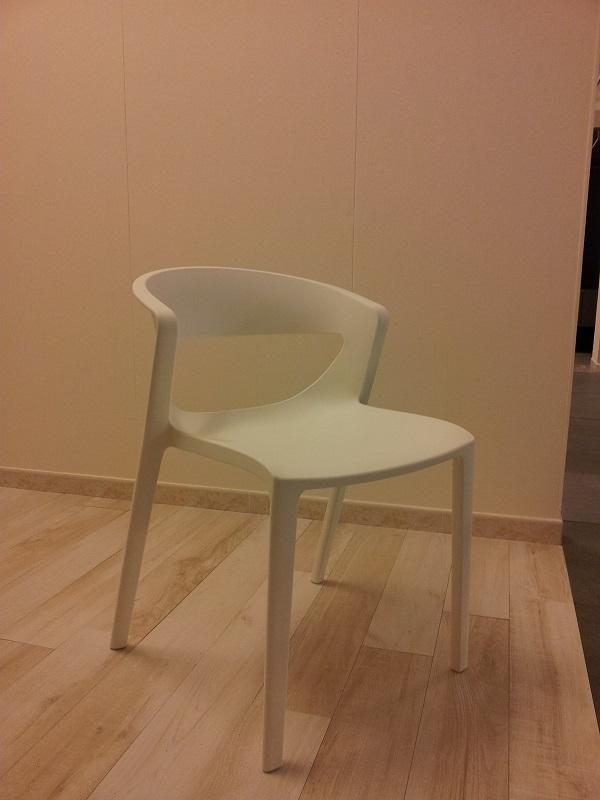 Kastel sedia kicca one scontato del 40 sedie a prezzi for Kastel sedie