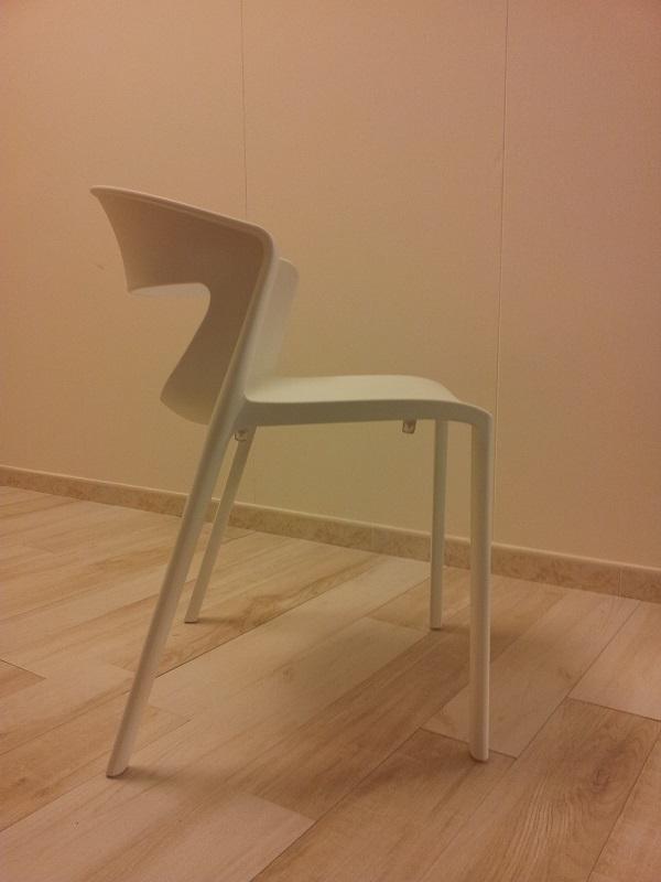 kastel sedia kicca one scontato del 40 sedie a prezzi
