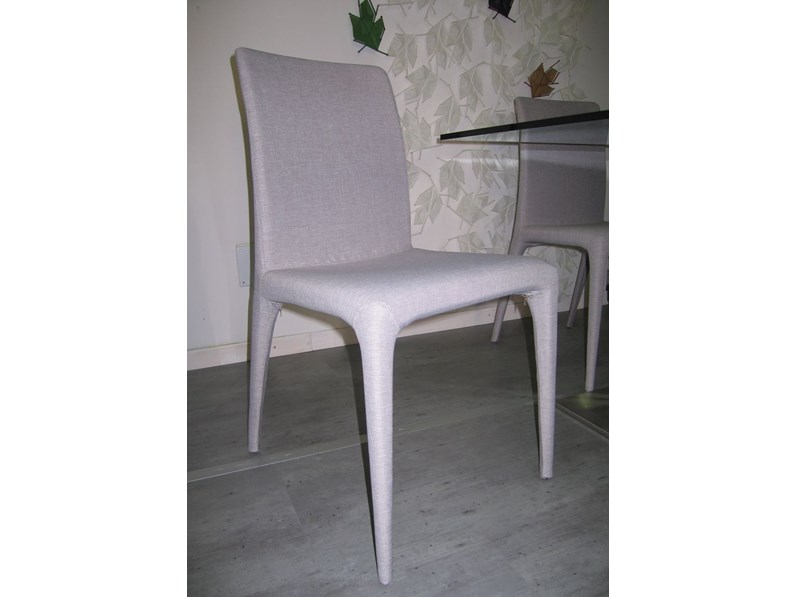 N 4 sedie da soggiorno set di novamobili in offerta outlet - Novamobili prezzi ...