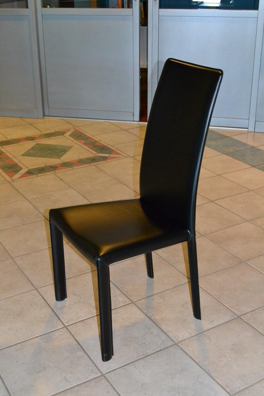 offerta sedie bonaldo nere sedie a prezzi scontati