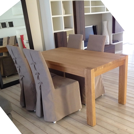 Speciale offerta tavolo in legno e quattro sedie scontati for Offerta sedie legno