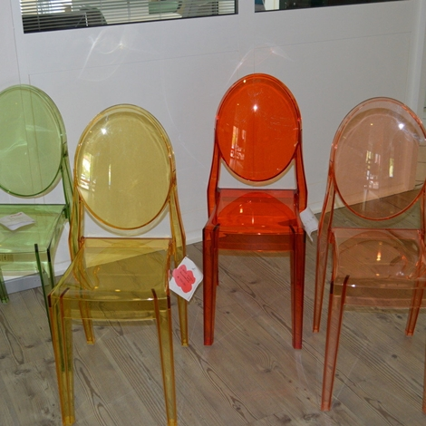 Outlet sedie design di kartell scontate - Sedie a prezzi scontati