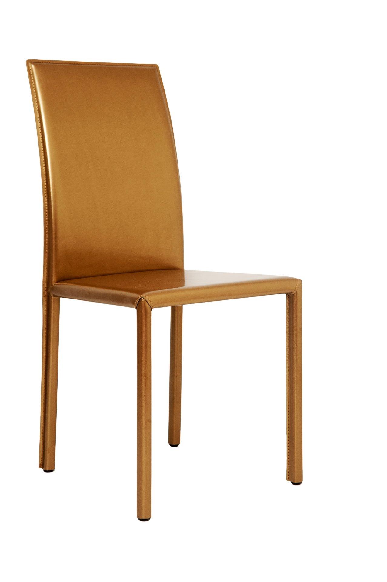 Sedia in cuoio city di ozzio sedie a prezzi scontati - Tavoli ozzio design prezzi ...