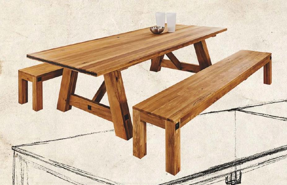 Sedia panca in legno 180 cm sconto 46 sedie a prezzi for Sedie in legno massello prezzi