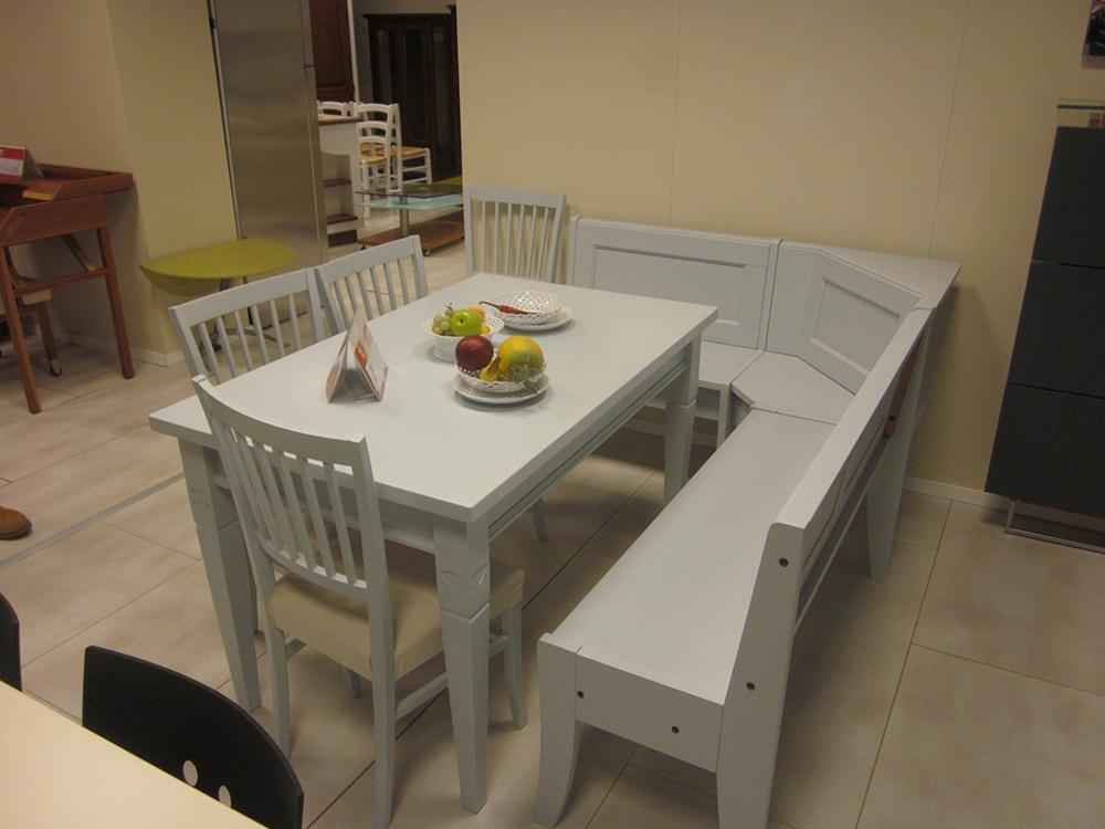 cucine con panche ~ il meglio del design degli interni - Tavolo Veneta Cucine