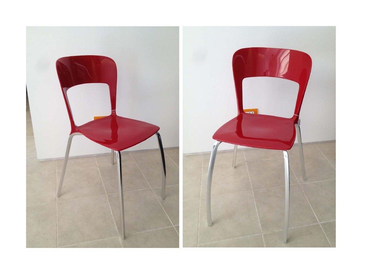 Pin up rosse di ycami scontate sedie a prezzi scontati for Sedie scontate