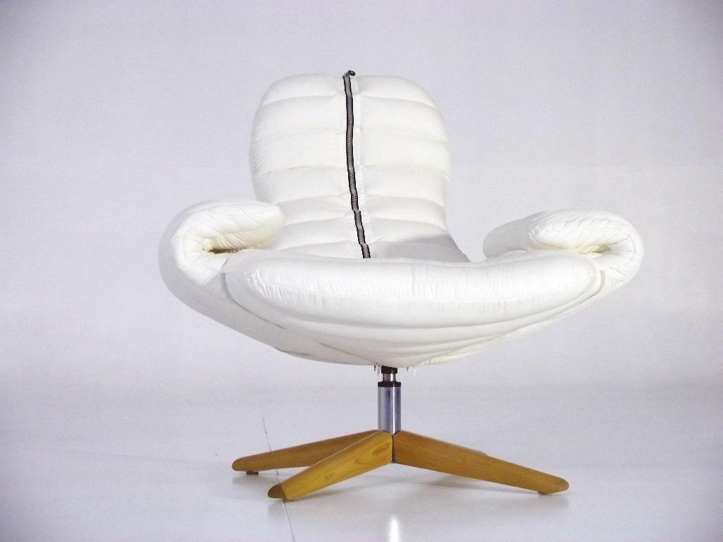 Sedia poltrona design beby pelle sedie a prezzi scontati for Sedie in pelle prezzi