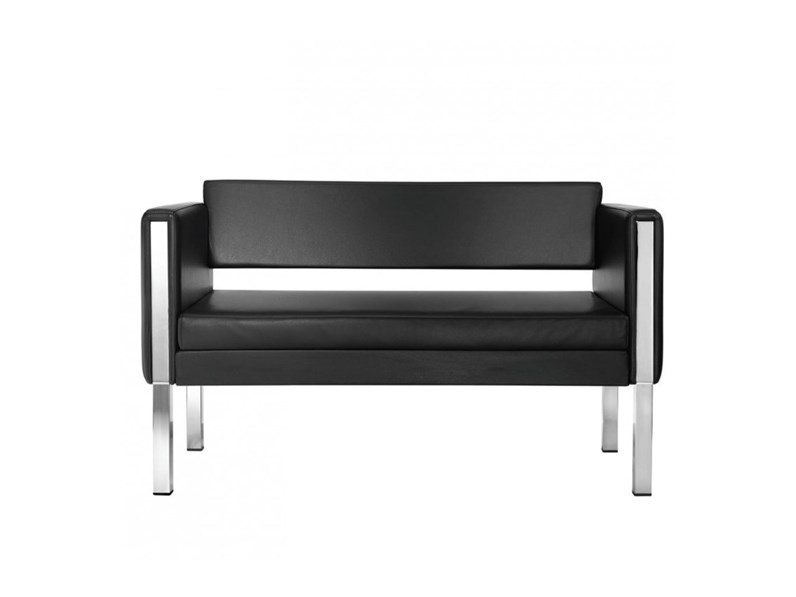 Poltrona o divano due posti modello holly la seggiola for Divano ufficio