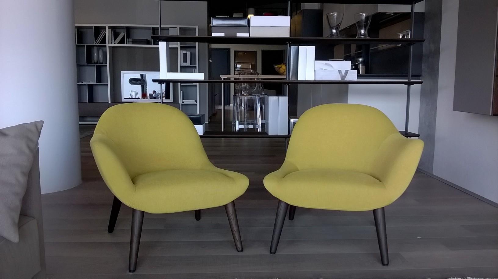 poltrone poliform modello mad chair scontate del 42