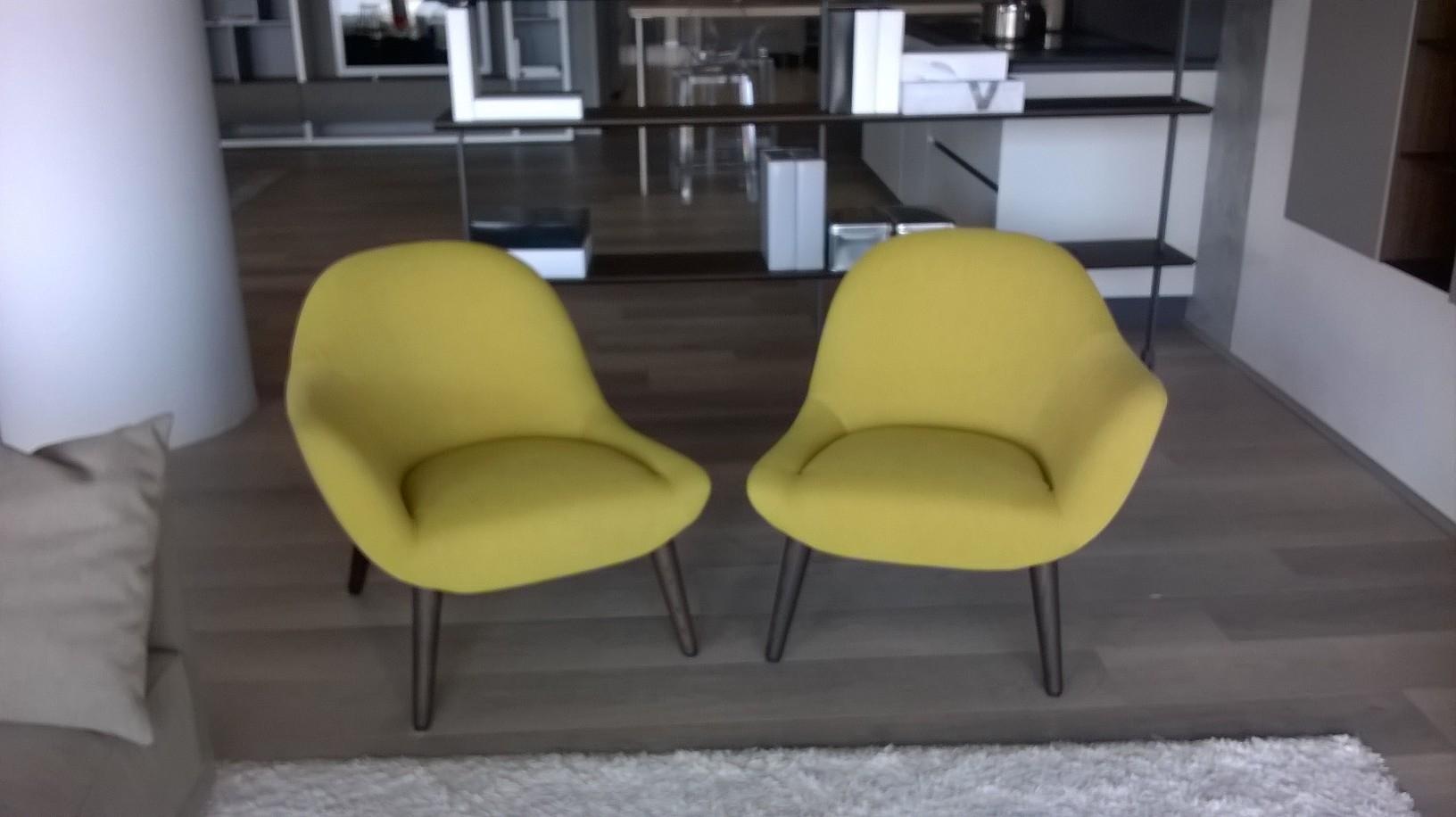 Poltrone poliform modello mad chair scontate del 42 for Poliform sedie