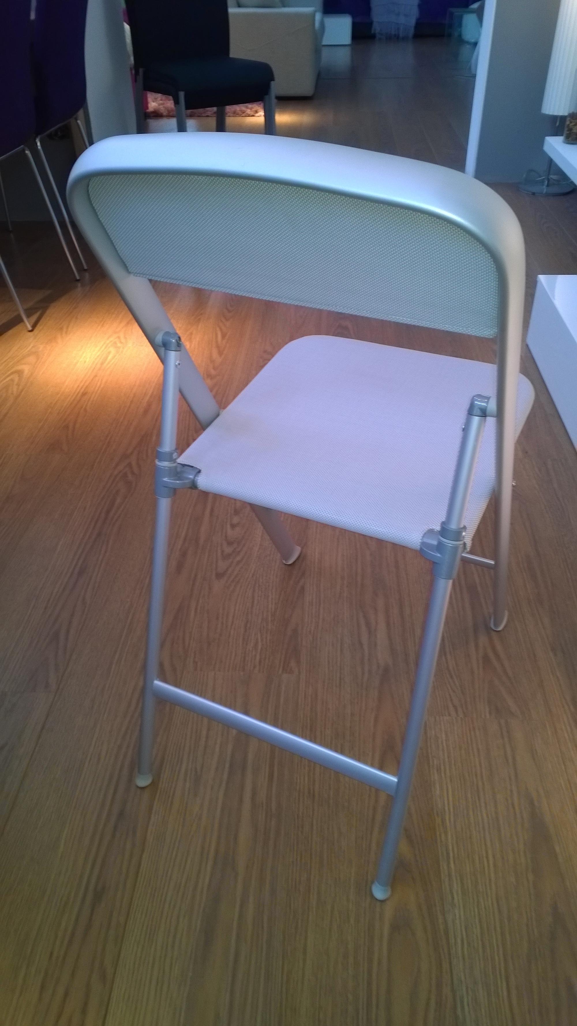 Sedia calligaris alu pieghevole sedie a prezzi scontati for Outlet sedie calligaris