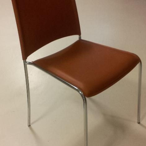 Promozione outlet sedia in cuoio sedie a prezzi scontati for Sedie cuoio prezzi