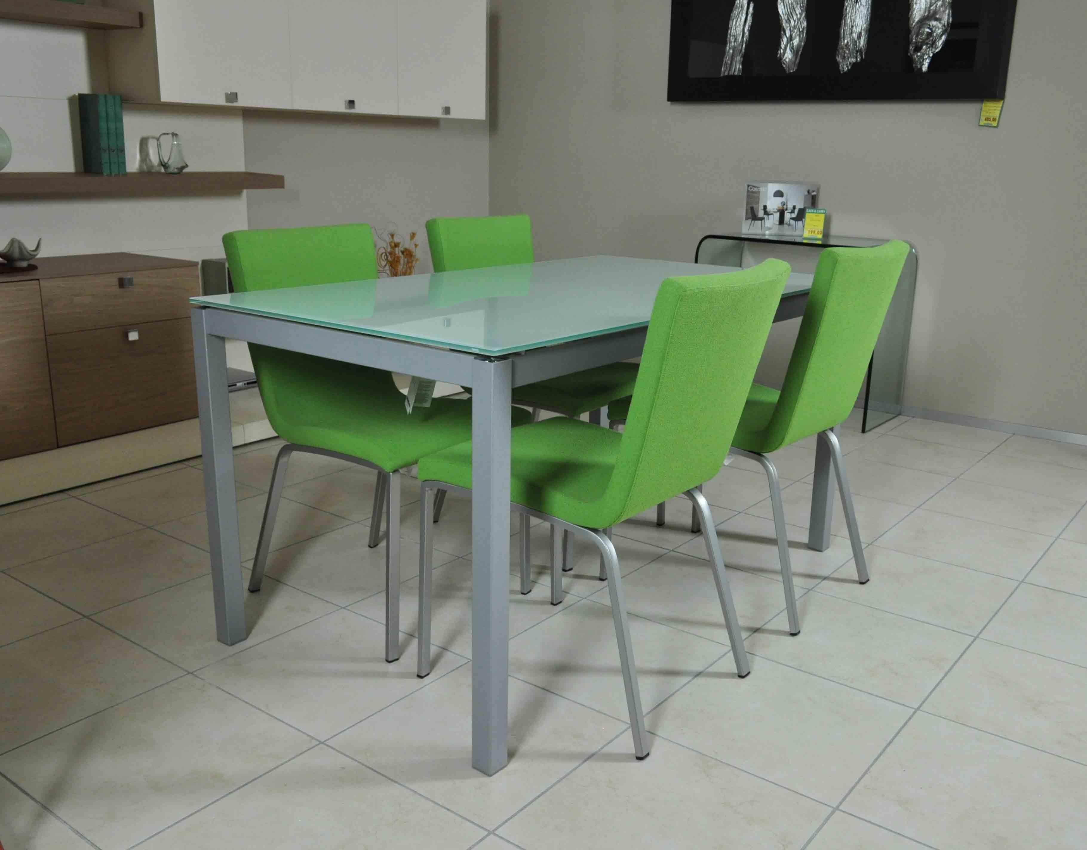 Quattro sedie calligaris imbottite in offerta sedie a for Tavoli calligaris in offerta