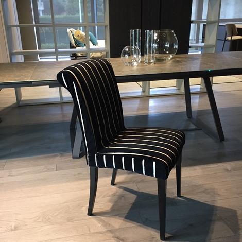 Quattro sedie classiche di longoni scontate del 50 for Sedie scontate