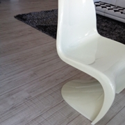 Sedia Santarossa 4 sedie garden copia phanton polipropilene bianco lucido scontato del -75 %