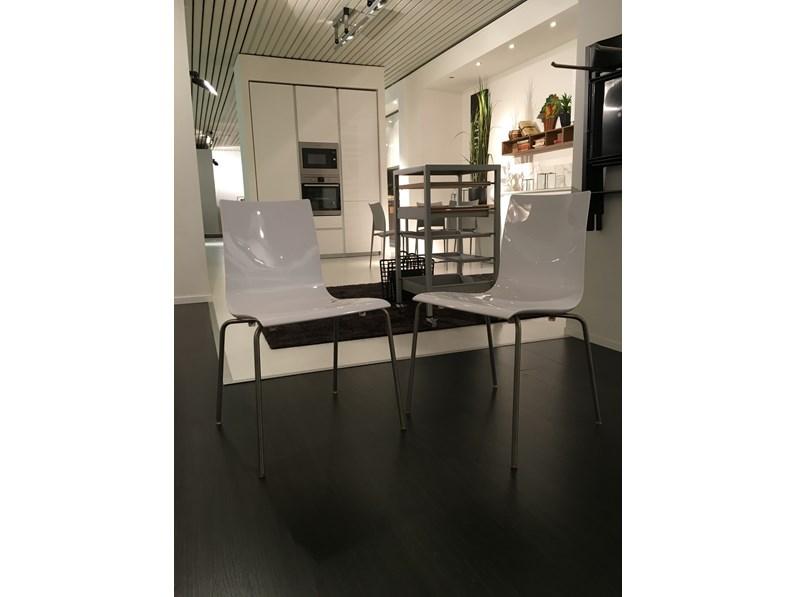Sedia 4 sedie wok di desalto in offerta outlet for Sedie di marca