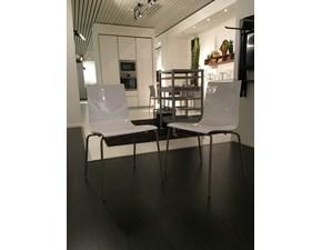Sedia 4 sedie wok di Desalto in OFFERTA OUTLET