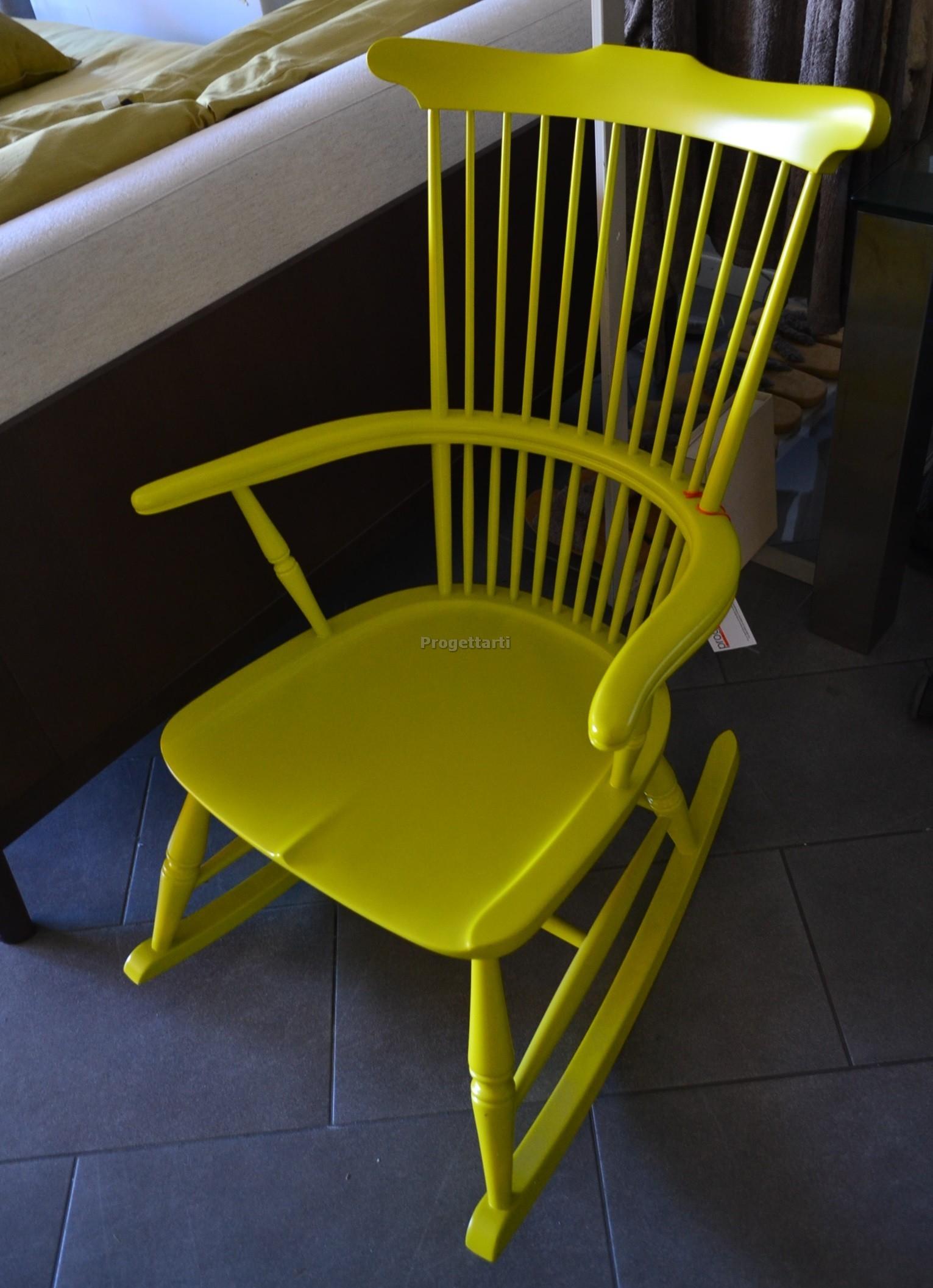 Sedia a dondolo pisolo mod sedie a prezzi scontati - Sedia a dondolo ...