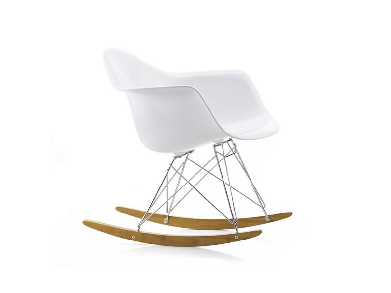 Sedia a dondolo rar scontata del 25 for Sedie design vicenza
