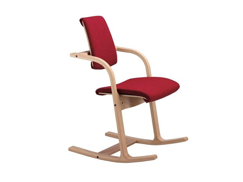 Magnifico sedia ergonomica varier sedie da giardino