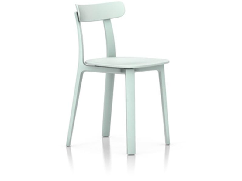 Sedia All plastc chair Vitra a prezzo scontato 27%