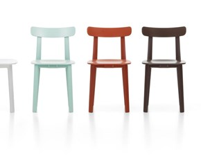 Sedia All plastic chair Vitra SCONTATA 24%
