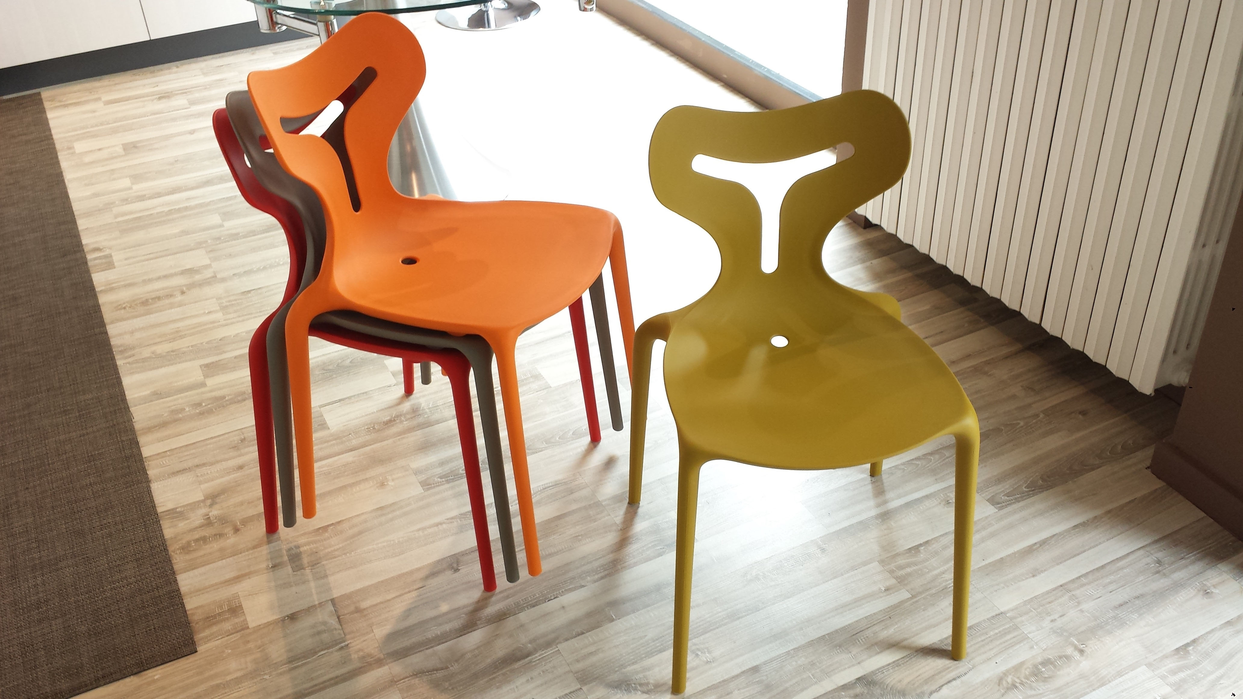 Sedie Rosse Calligaris : Sedie pieghevoli calligaris usate ~ bukadar.info = galleria di sedie