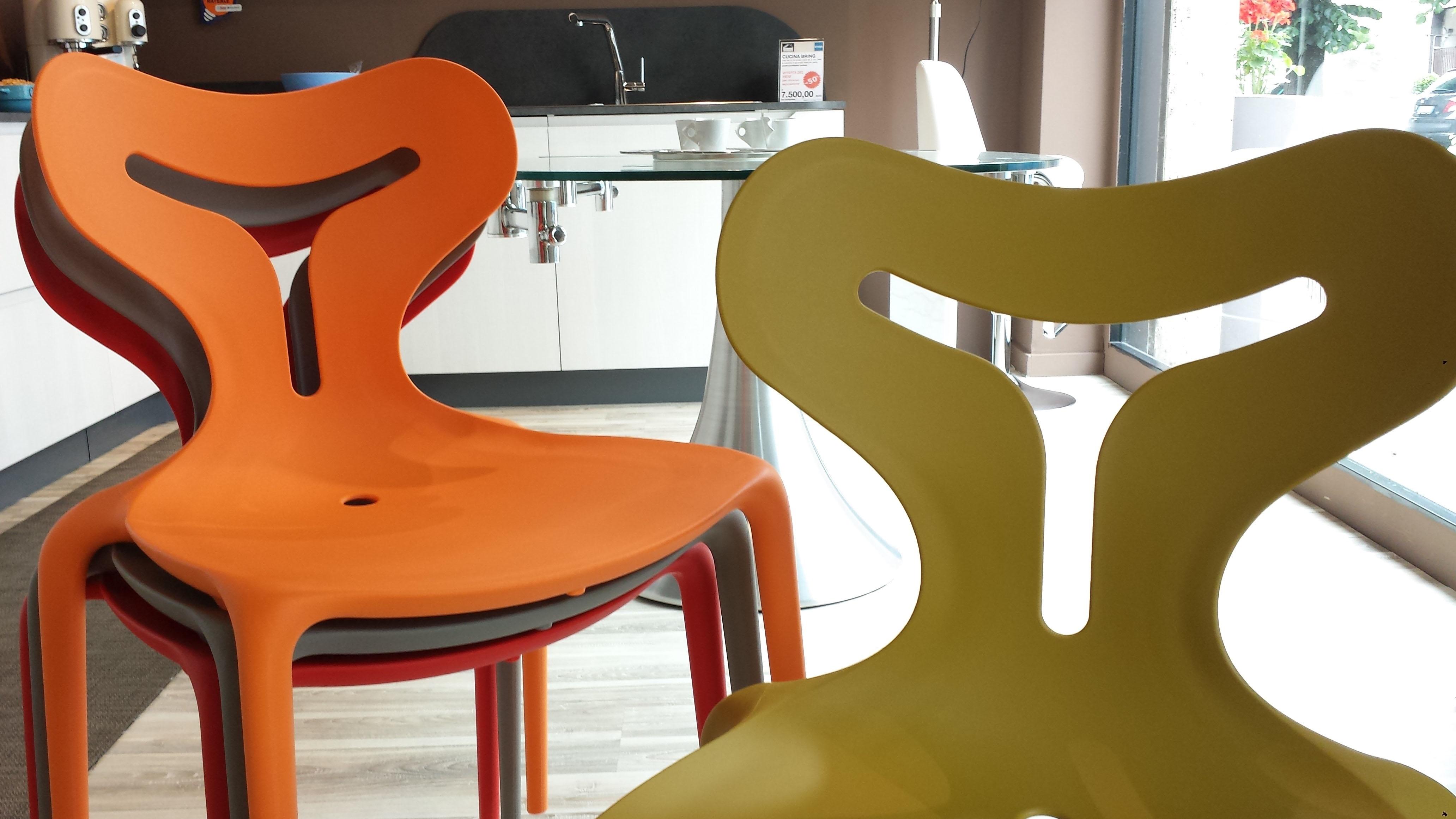 Calligaris sedia area 51 sedie a prezzi scontati for 4 sedie in offerta
