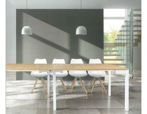 Sedia Atelier  in legno ed ecopelle Artigianale a prezzo ribassato 30%