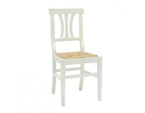 Offerte di sedie classico a prezzi outlet for Sedia impagliata
