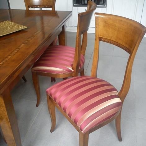 Sedia biedermayer sedie a prezzi scontati for Sedie decorate a mano