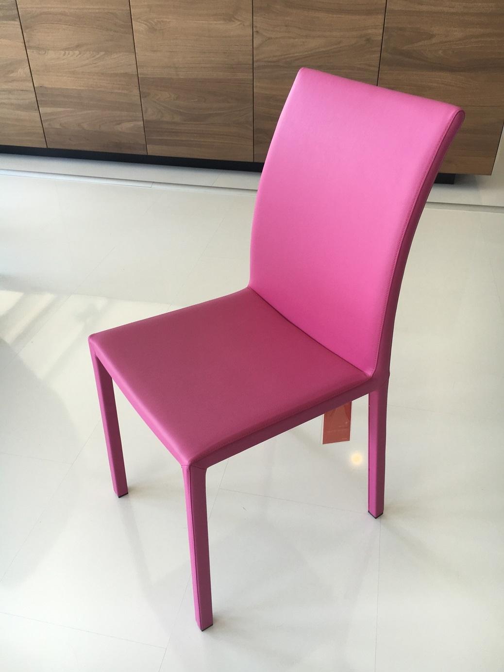 Sedia bonaldo marta ecopelle sedie a prezzi scontati - Materassi ricci casa ...
