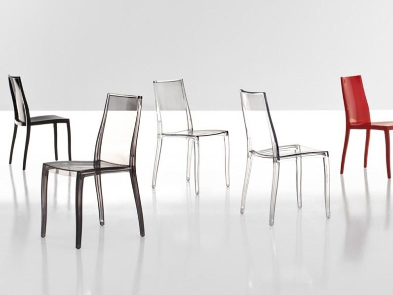 Bonaldo sedia modello pangea for Dimensione casa arredamenti