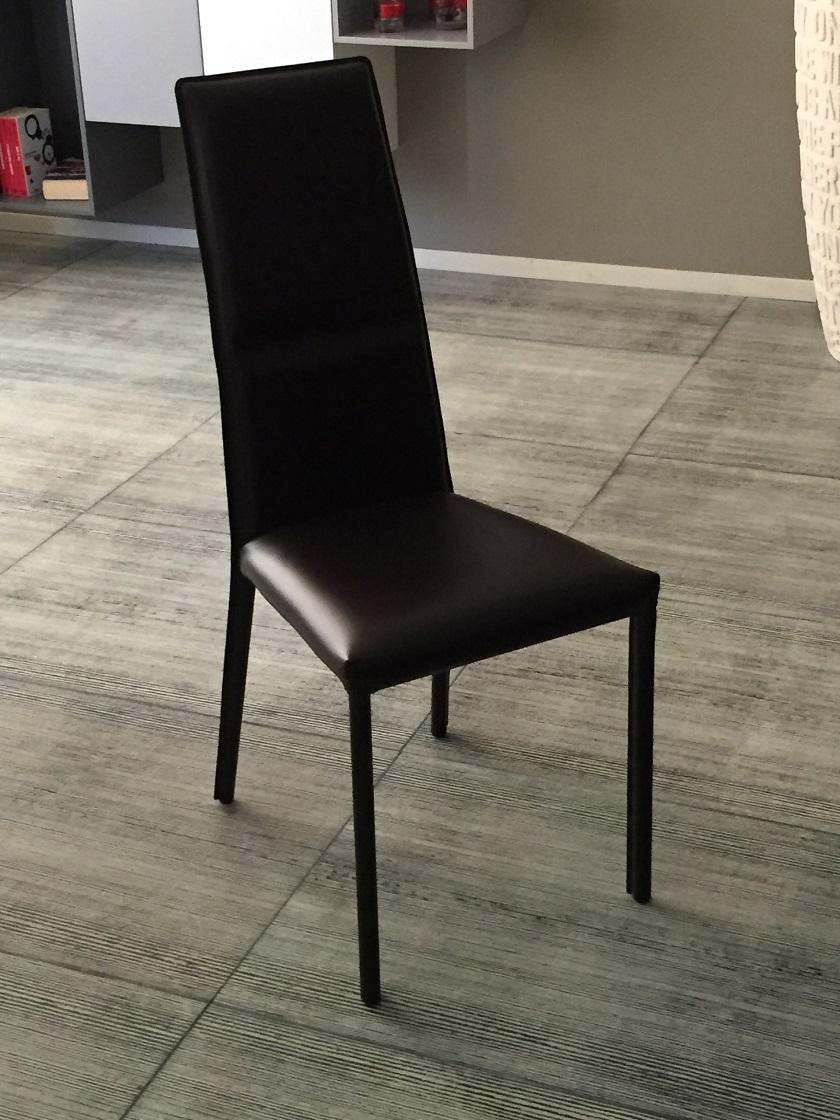 Sedia bonaldo sedia bonaldo lyu cuoio design sedie a for Sedie prezzi