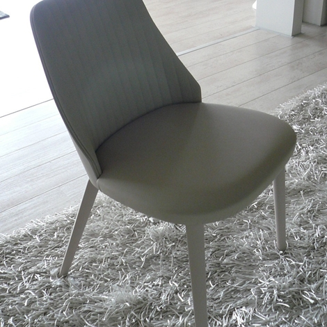 Sedia imbottita break design jesse sedie a prezzi scontati for Sedia sdraio imbottita prezzi