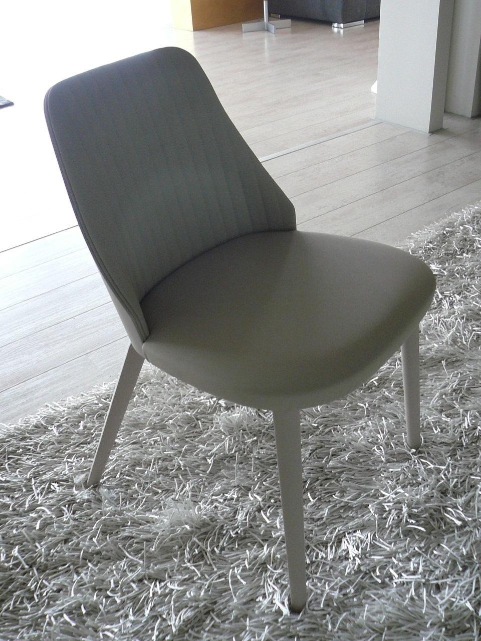 Sedia imbottita break design jesse sedie a prezzi scontati for Sedia imbottita