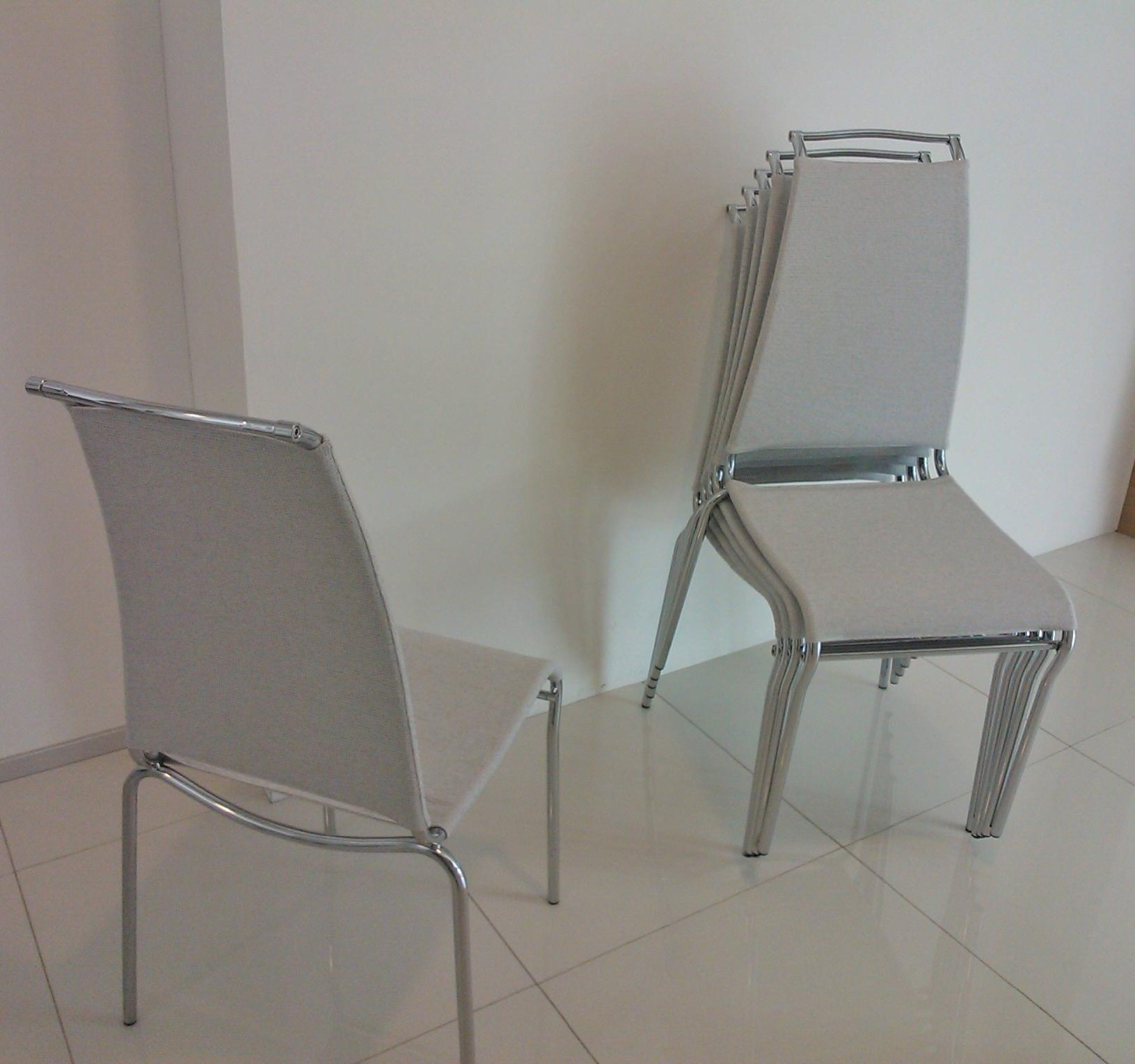 06 sedia calligaris air high scontato del 46 sedie a for Sedia air calligaris