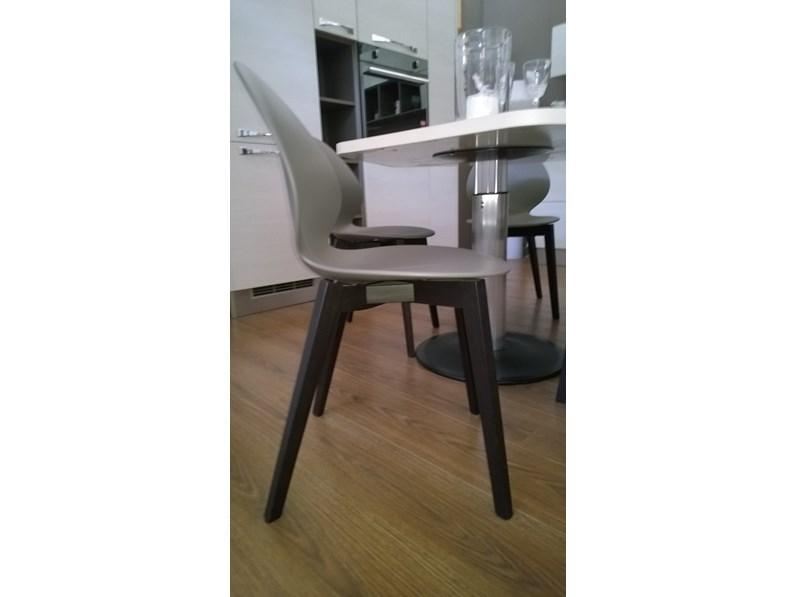 Sedia calligaris basil sedie a prezzi scontati for Sedie calligaris policarbonato