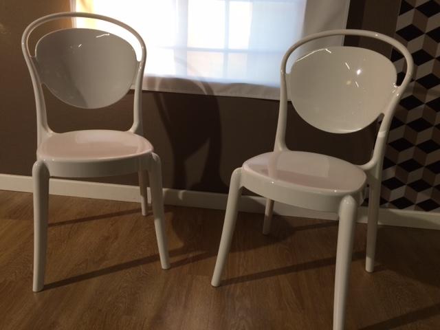 sedia calligaris coppia sedie parisienne scontato del 38