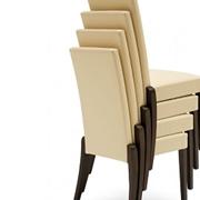 Prezzi sedie ecopelle in offerta for Sedie nere ecopelle