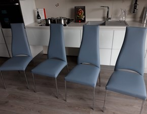 SEDIA Calligaris Julie cs1368-lh PREZZI OUTLET