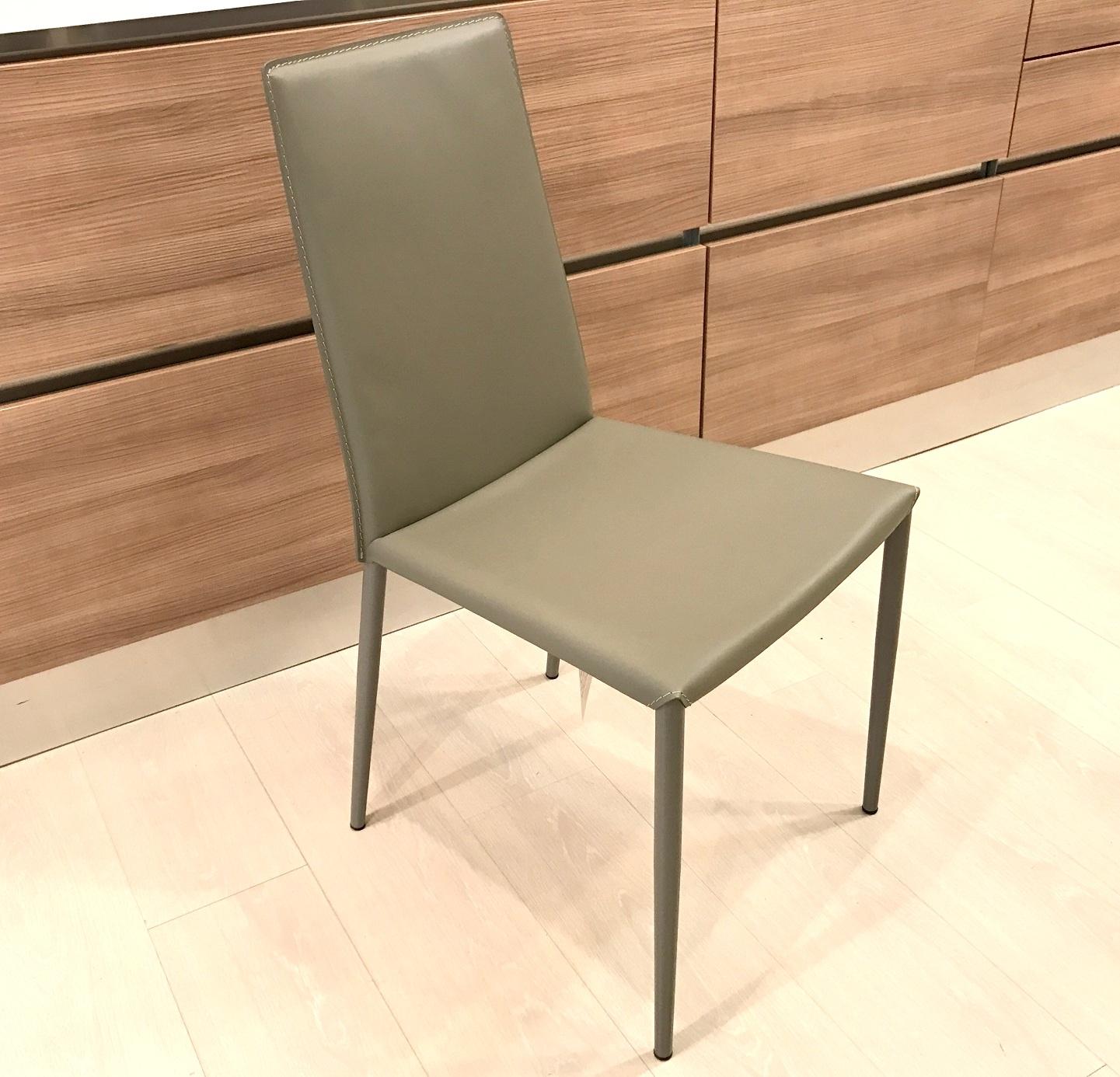 Sedie cucina set sedie stile minimal per cucina o sala da for Sedie calligaris eau